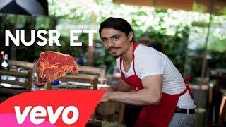 """Turkish """"Salt Bae"""" Nusret Videos Compilation Nusret Gokce"""