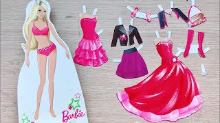 Barbie the fashion doll episode 1 - Dolly dressing (Chim Xinh)