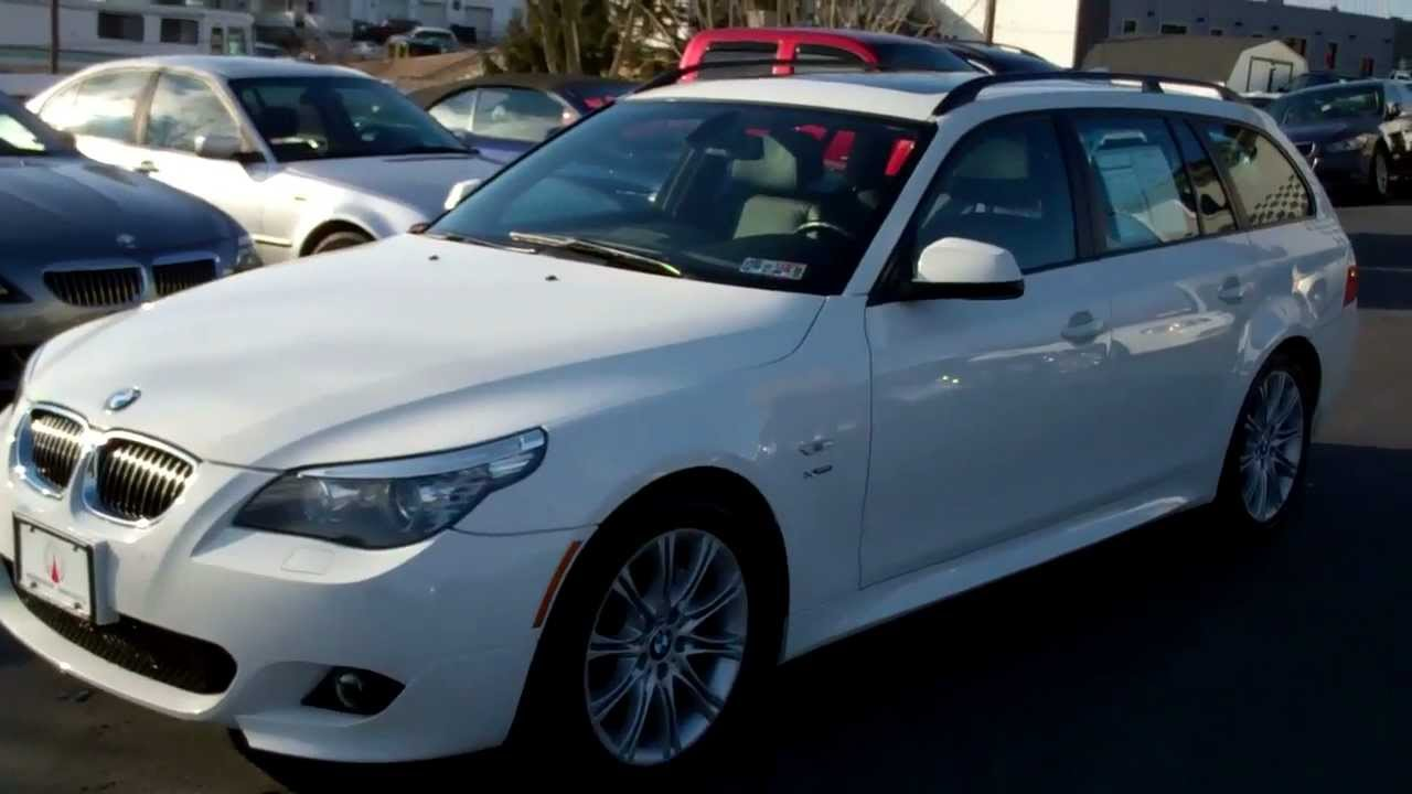 2010 Bmw 535i Xdrive M Sport Wagon Awd Youtube