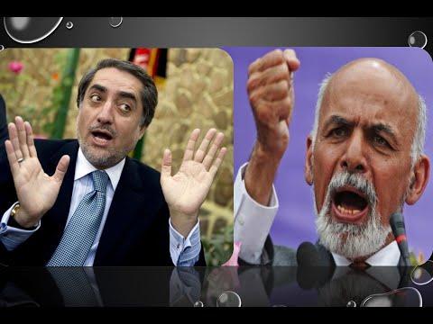 abdullah abdullah and ashraf ghani جنگهای زرگری افغانستان
