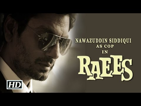 Check Out! Nawazuddin Siddiqui's First Look in Raees | Exclusive