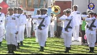 Navy Festival 2016 -  Retreat Ceremony