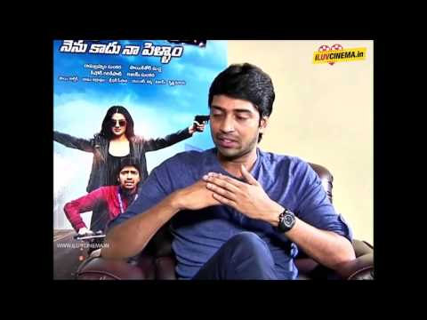 Naresh With Nani Interview Part2 Photo Image Pic