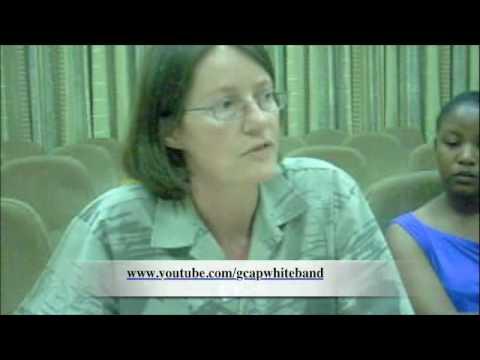 Climate Justice dialogue, SA, 26 Nov 09