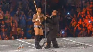 WWE HELL IN A CELL 2013 Review and some highlights