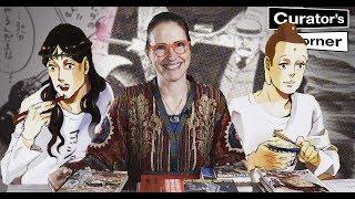 Manga at the Museum ?????? I Curator's Corner season 4 episode 7