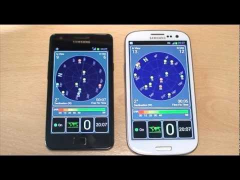 Samsung Galaxy S3 I9300 With IGO Primo V2.0  How To Make & Do