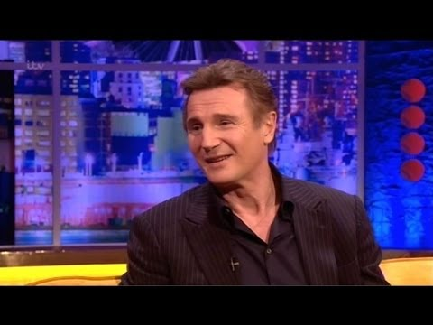 """Liam Neeson"" On The Jonathan Ross Show Series 6 Ep 5.1 February 2014 Part 4/5"