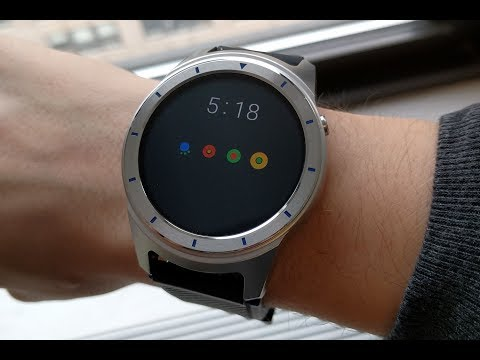 ZTE Quartz Review A Cheap Smartwatch, With Some Caveats