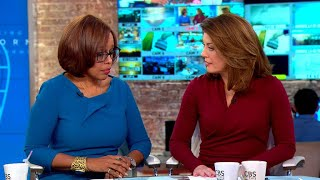 Gayle King and Norah O'Donnell respond to Charlie Rose allegations by : CBS This Morning