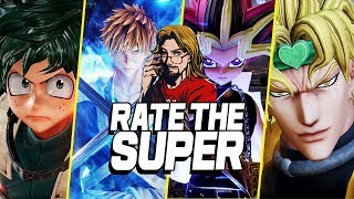 RATE THE SUPER: Jump Force w/Max & Doods