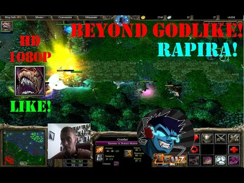 ★DoTa Gondar, Bounty Hunter - GamePlay | Guide★ Beyond Godlike! Rapira!★