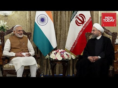 India And Iran Signs Chabahar Port Agreement