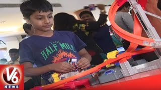 Hot Wheels Conducts The Epic Race For Children In Inorbit Mall | Hyderabad