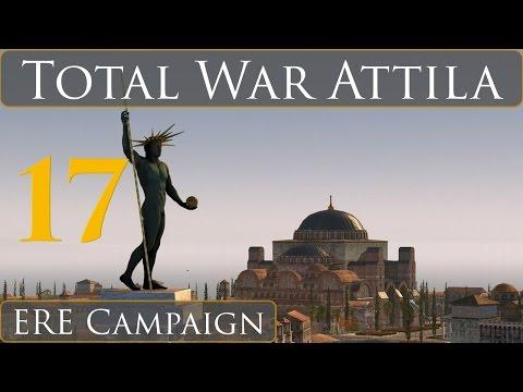 Total War Attila East Rome Campaign Part 17