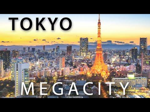 TOKYO: Earth's Model MEGACITY