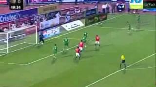 YouTube   اخر 8 دقائق من مباراة مصر والجزائر 14 11 بجودة عالية HD