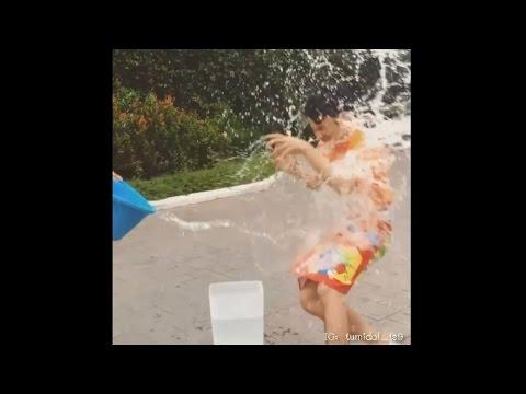 ตั้ม วราวุธ กับ กิจกรรม Ice Bucket Challenge TH