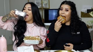 Chinese Food Mukbang + Story Time: I WAS THE SIDE GIRL?