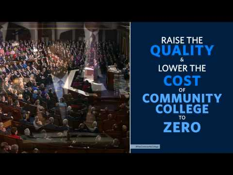 President Obama: Free community college
