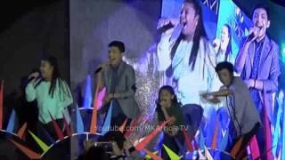 Darren Espanto Elha Nympha Lyca Gairanod LuckyAces at the Ad Summit Pilipinas 2016