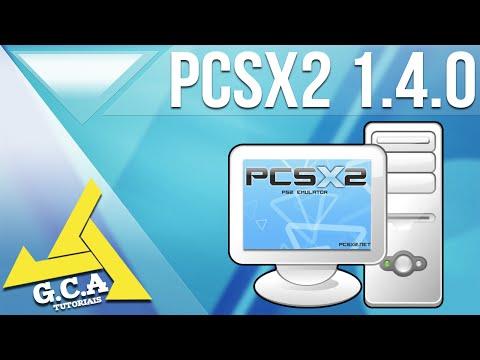 como baixar instalar e configurar o emulador de ps2 no pc (PCSX2 1.3.1/1.4.0) completo - 2016/2017