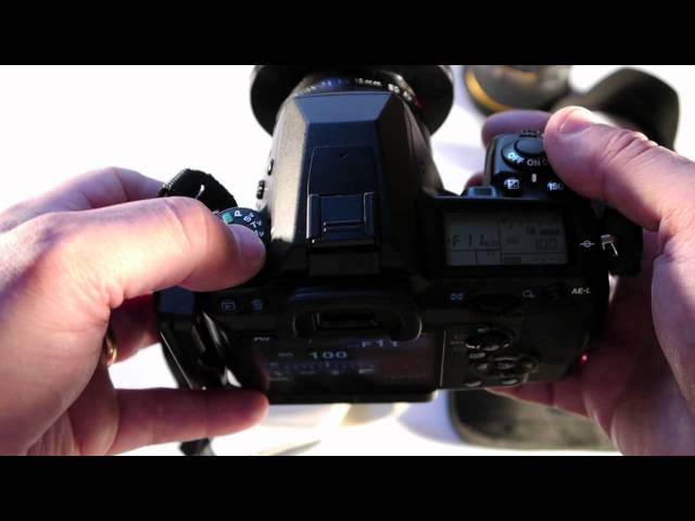 Digital Camera Setup for Landscape Photography