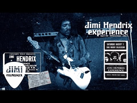 Jimi Hendrix - Dear Mr. Fantasy - Dallas - August 1968