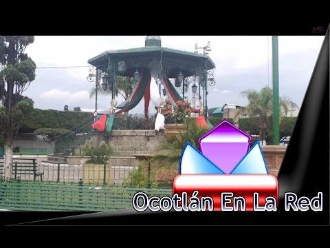 Plaza Principal y Malecon 21 De Septiembre 2014 Ocotlán Jalisco