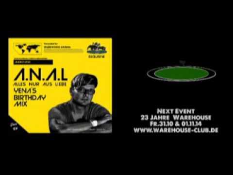 Amazing Minimal Mix  A.n.a.l - Alles Nur Aus Liebe - Yenas Birthday Cd :) Warehouse video