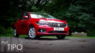 All-New FIAT TIPO Review | Wessex Garages