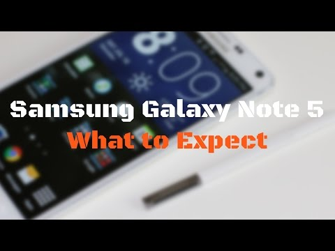 Samsung Galaxy Note 5 Release: 5 Things to Expect