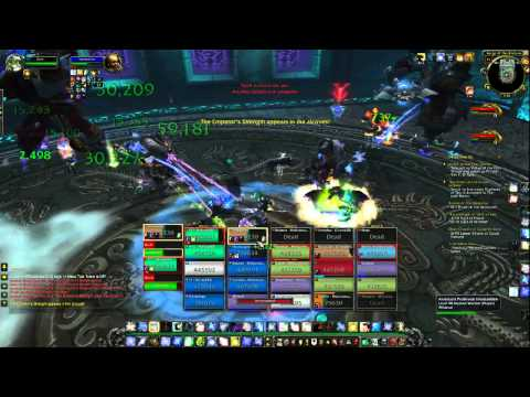 MoP Beta: LFR Will of the Emperor (Holy Priest)