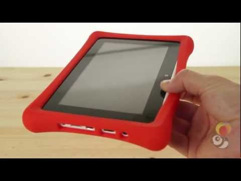 Fuhu Nabi 2 Tablet Review video