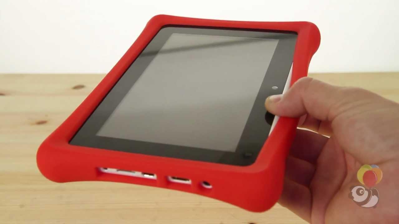 Fuhu Nabi 2 Tablet Review Youtube