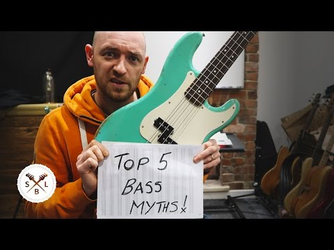 Lesson Bass - Learn To Play Bass Lesson 5