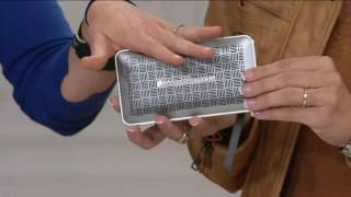 Halo POWERJAM 6,000 mAh Portable Power Speaker on QVC