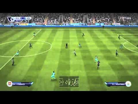 FIFA 16 CAREER MODE : NEWCASTLE UNITED - Alvaro Morata 80th Minute Screamer