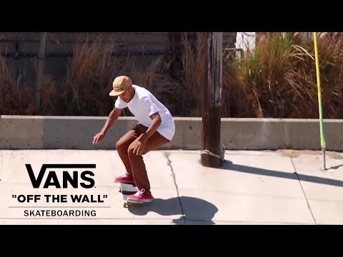 Ghostface Killah & Dustin Dollin Reviews The Vans Propeller Skate Video