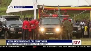 Uganda Celebrates 55 years of Independence