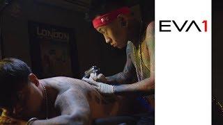 Shooting Tattoo Art with EVA1 | Panasonic