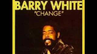 Watch Barry White Change video
