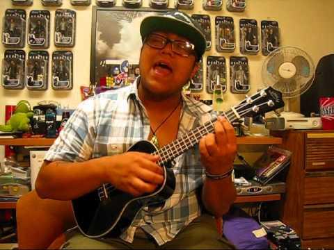 Someone Like You  Adele ukulele one take