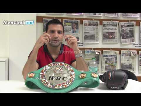 El Potro Abregú decidió colgar los guantes y poner fin a su carrera boxística