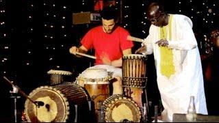 Doudou Ndiaye Rose And Ben Aylon