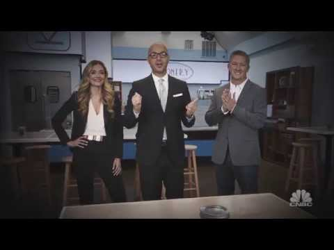 Restaurant Startup on CNBC Prime