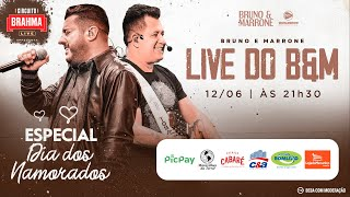 LIVE DO BRUNO & MARRONE 3 - #BeMBrahmaLive