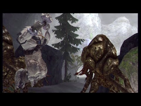 Halo 2 - Tartarus vs Flood Juggernaut