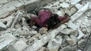 Haiti Earthquake Warning Graphic Images