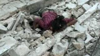 Haiti Earthquake Warning Graphic Images